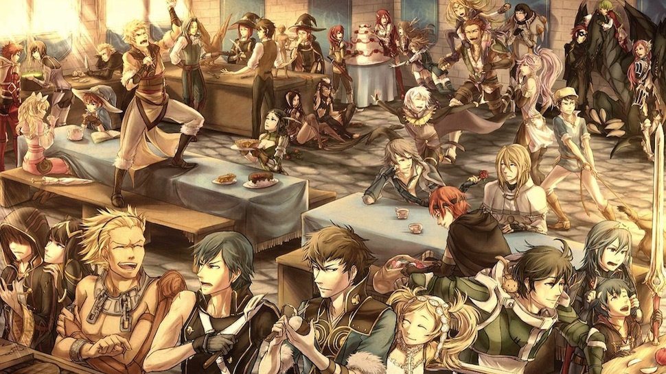 Fire Emblem: Awakening – Characters and Narrative | My